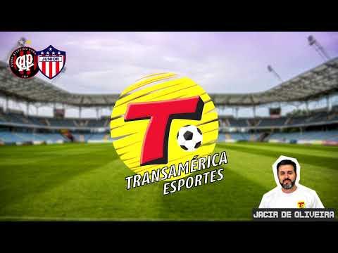 Pênaltis Atlético PR x Junior Barranquilla Final da Copa Sul-Americana 2018