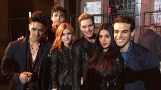 Shadowhunters Cast | Funny Bromance Moments