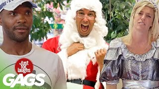 Best of Holiday Pranks | Just For Laughs Compilation