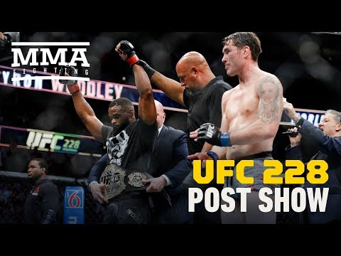 UFC 228 Post-Fight Show - MMA Fighting