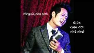 Tình Yêu tôi hát - Bằng Kiều - Hà Trần