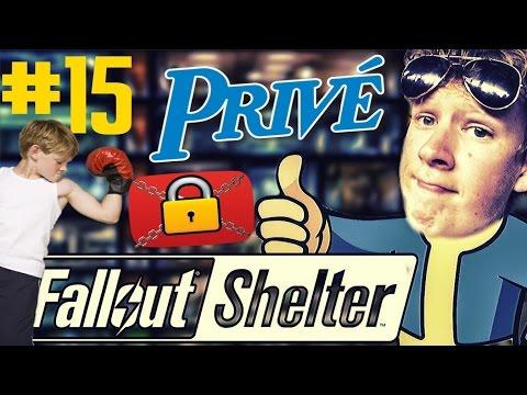 PRIVÉ is uhm... PRIVÉ! - Fallout Shelter #15