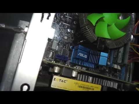 Как вынуть видеокарту из системного блока