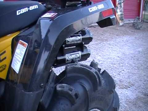 can am outlander 800R xxc LTE - YouTube