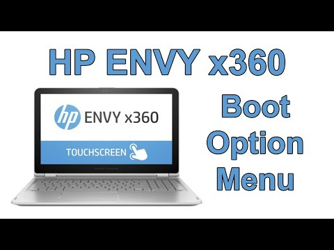 Hp Envy X360 Bios