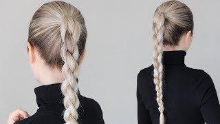How To: Four (4) Strand Braid Tutorial