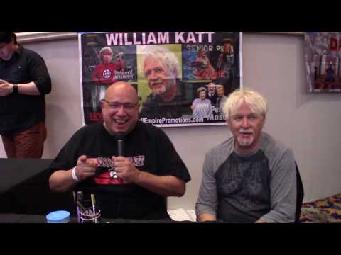 William Katt at NJ Horror Con Sept 2018