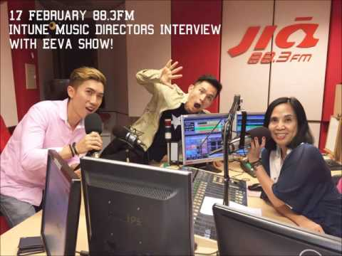 88.3FM Radio Interview with Intune Music Directors, Aaron Matthew Lim and Peng Chi Sheng