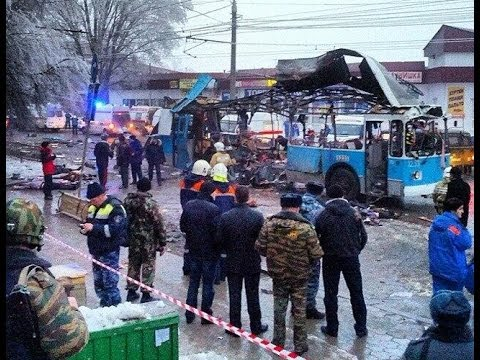 Another Terrorist Bombing in Russia, Trolleybus Explodes in Same Town of Volgograd