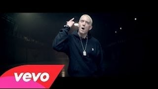 Eminem - The Monster ft. Rihanna (Official)