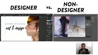 Professional Vs. Amateur Designer