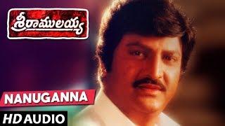 Nanuganna Naa Thalli Song Sri Ramulayya Movie Songs Mohan Babu, Nandamuri Harikrishna, Soundarya