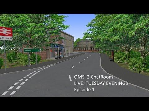 OMSI 2 ChatRoom LIVE W/ Simulation Lemon Episode 1