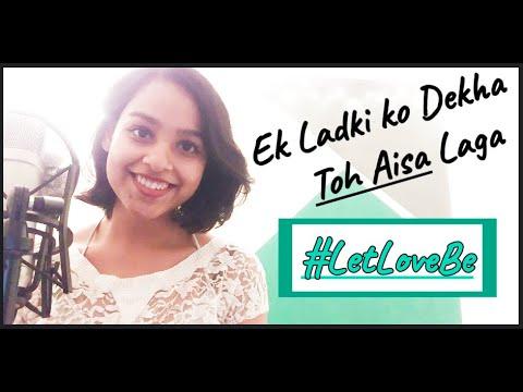 Ek Ladki Ko Dekha Toh Aisa Laga | Music Cover | Anil | Sonam | Rajkummar | Juhi | Darshan | Rochak