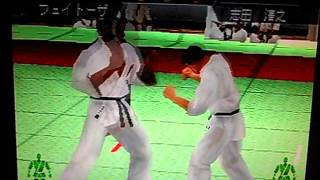 Glaube Feitosa vs. Kiyoyuki Shida - Ichigeki Hagane no Hito (PS1)