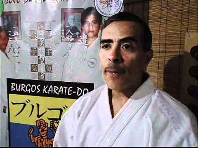 entrevista Sensei Edgar burgos