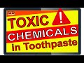 Fluoride and Other Ingredients to Avoid in Toothpaste - Fluoride Toothpaste Bye Bye!