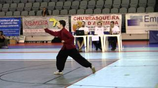 jos lima jie quan chin woo form 3 ymaa international cup seixal 2011