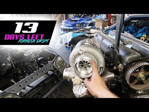 Countdown to STREETS OF LONG BEACH: Lots of 2JZ Activity!