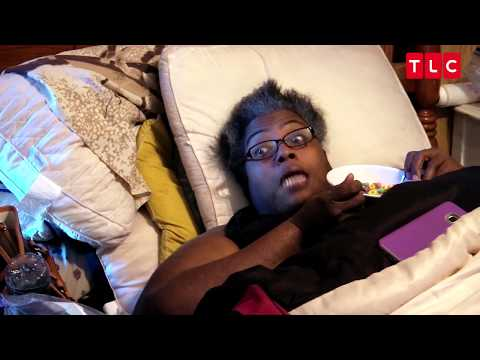 It Takes A Lot Of Effort To Get This Woman Out Of Her Bed | My 600-lb Life