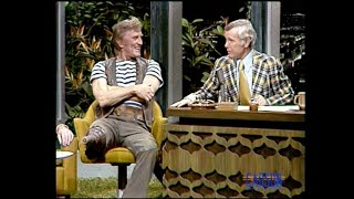 Kirk Douglas appearance on The Tonight Show Starring Johnny Carson  - pt. 1 - 10/24/1973