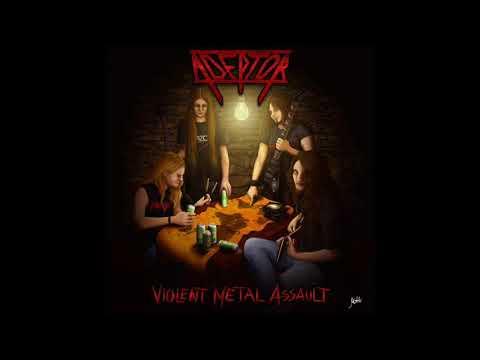 Adeptor - Violent Metal Assault (EP, 2017)