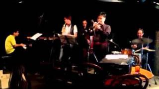 田井中福司(drums)From NY SPECIAL BAND. 2011.8/15