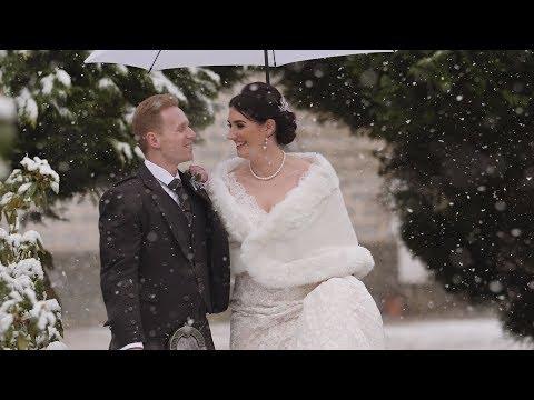 Tanya & Adam | Wedding Film | Cluny Castle | Aberdeenshire | Scotland