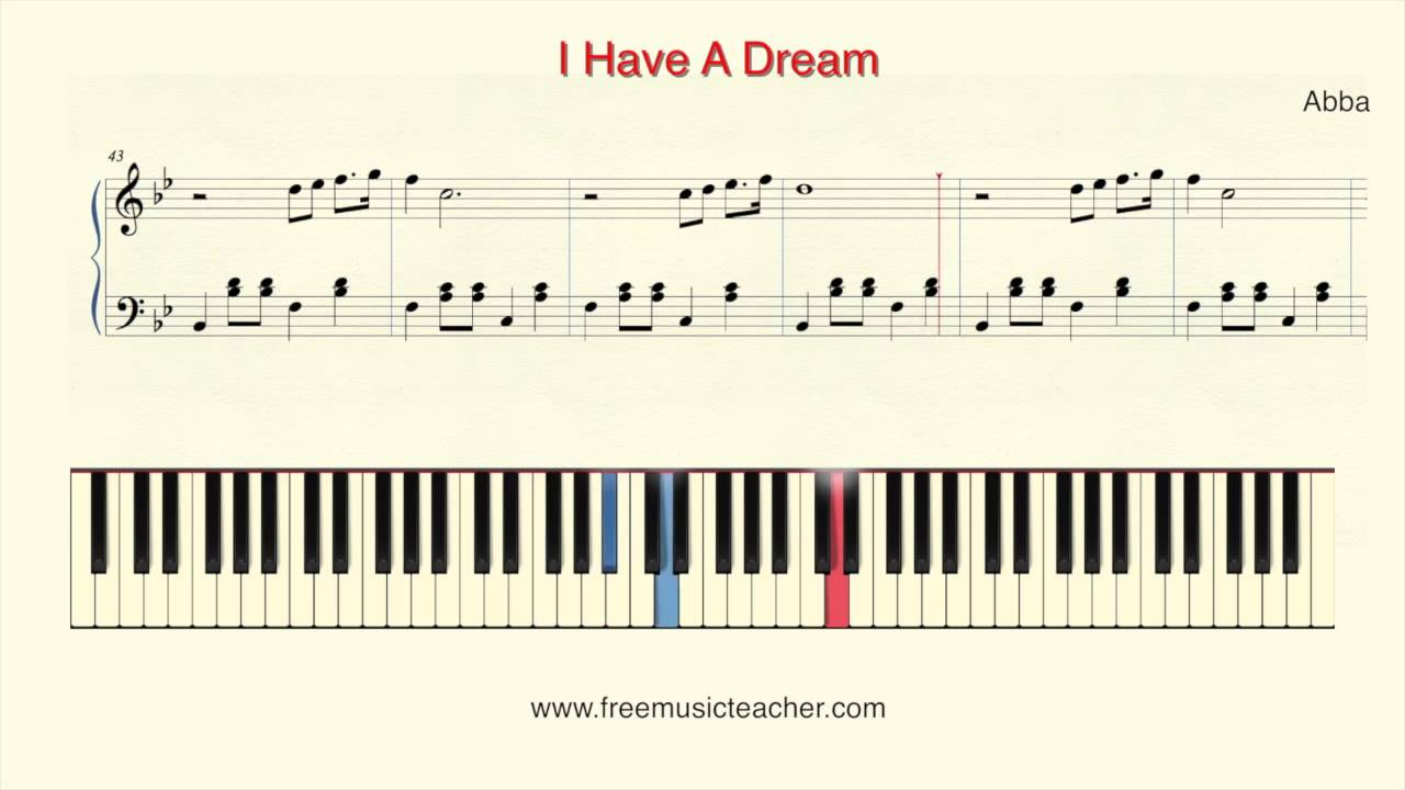 Dream Piano, what a dream Piano in a dream to see 80