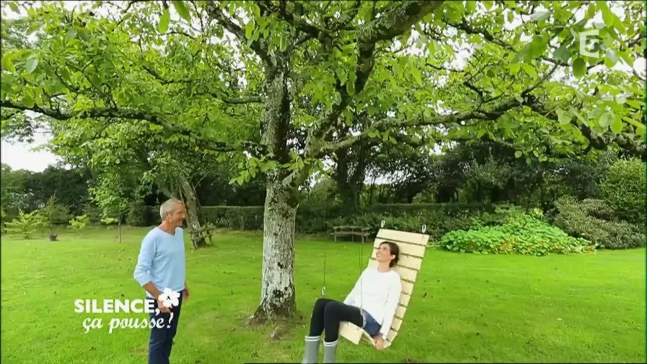 creer une chaise suspendue dans votre jardin do it yourself silence ca pousse
