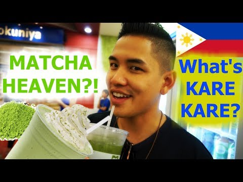 Asian Food 411 | WTH is Matcha? Kare Kare? Bún Thang?
