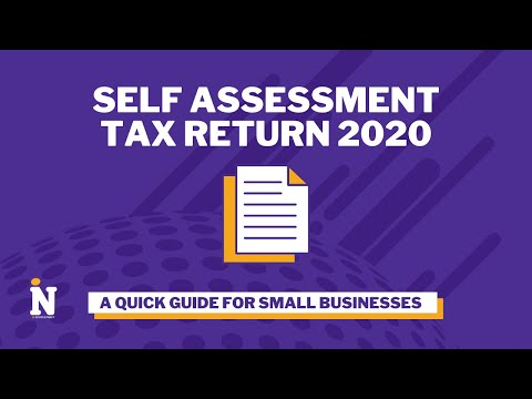 Self Assessment Tax Return (2019) - Submit Yours In 5 Simple Steps