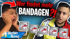 😱WER findet MEHR BANDAGEN CHALLENGE UM 100€! | Wick Brothers Gaming