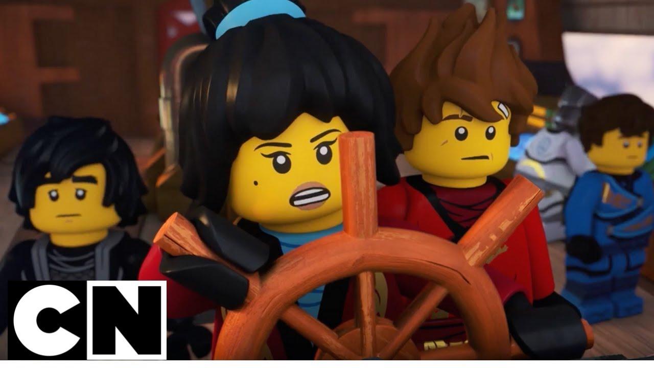 LEGO Ninjago: Masters of Spinjitzu | The Fall | Cartoon Network