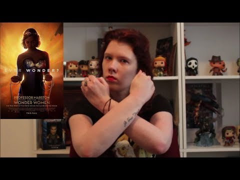 Professor Marston & the Wonder Women - Movie Review | Alyssa White