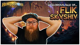 I Am In Love With FLIK SKYSHIV | Hearthstone | Descent of Dragons