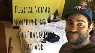 Digital Nomad Monthly Rental Koh Phangan Thailand