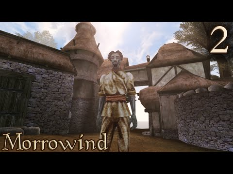 #02: Learning From the Locals [ Morrowind — PC ]