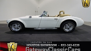 1962 Austin Healey Sebring   #629 Hou   Gateway Classic Cars Houston