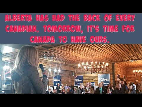 Alberta has had the back of every Canadian. Tomorrow, it's time for Canada to have ours