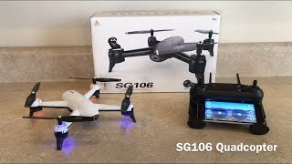 SG106 Drone Review (GearBest) thumbnail