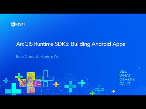 ArcGIS Runtime SDKS: Building Android Apps