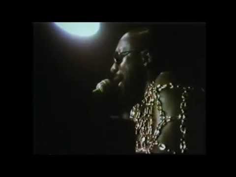 Isaac Hayes - The Black Moses of Soul (full concert, live, 1