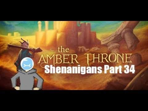 THE FAMILY THEORY : the Amber Throne Shenanigans part 34