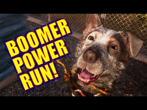 Far Cry 5 Walkthrough Boomer Power Run: Boomer Kills Challen