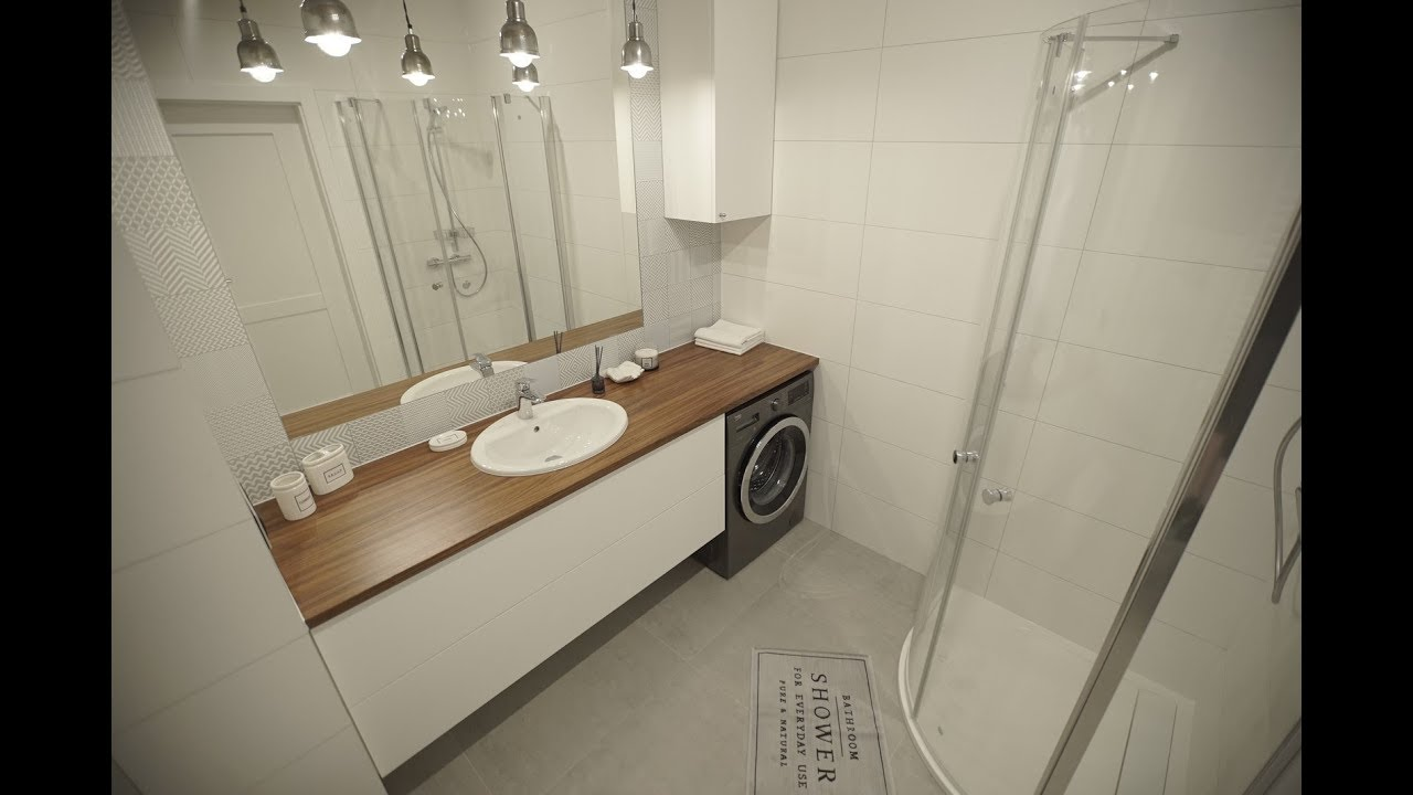 Szybkie Metamorfozy Odc 161 łazienka W Kawalerce Aranzacjewnetrz