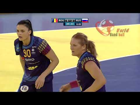 Romania X Russia WOMEN'S EHF EURO 2018 QUALIFICATION Full Match