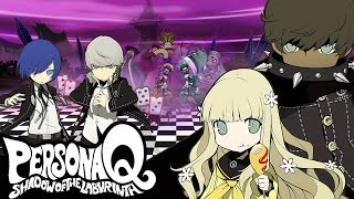 CGR Undertow - PERSONA Q SHADOW OF THE LABYRINTH review for Nintendo 3DS(Persona Q: Shadow of the Labyrinth review. http://www.ClassicGameRoom.com Shop CGR shirts & mugs! http://www.CGRstore.com Classic Game Room ..., 2014-12-28T15:57:44.000Z)
