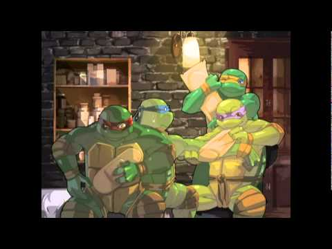 TMNT Yaoi - Raph X Leo ( You And I )