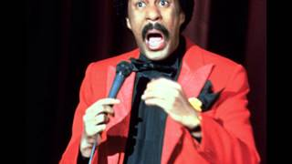 a hilarious standup moment for comedy legend richard pryor.
